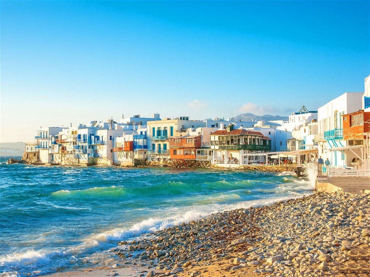Destinatia ta de vacanta pentru vara aceasta – Mykonos